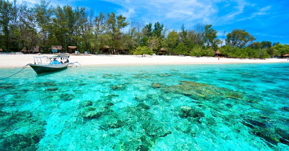 Ini Dia 10 Pesona Pantai Terindah Di Indonesia Yang Wajib Dikunjungi Pemandangan Pantai Paradise Island