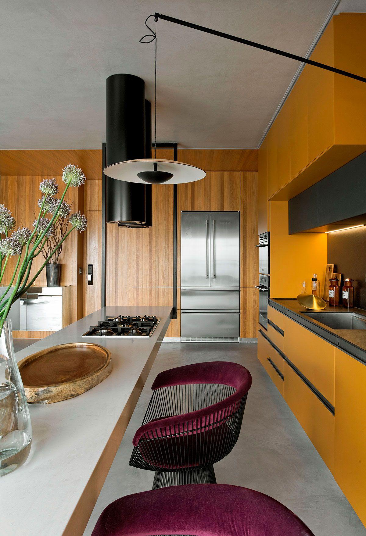 Cozinha Dijon Cozinhas Tradicionais Decoracao Cozinha Cozinha