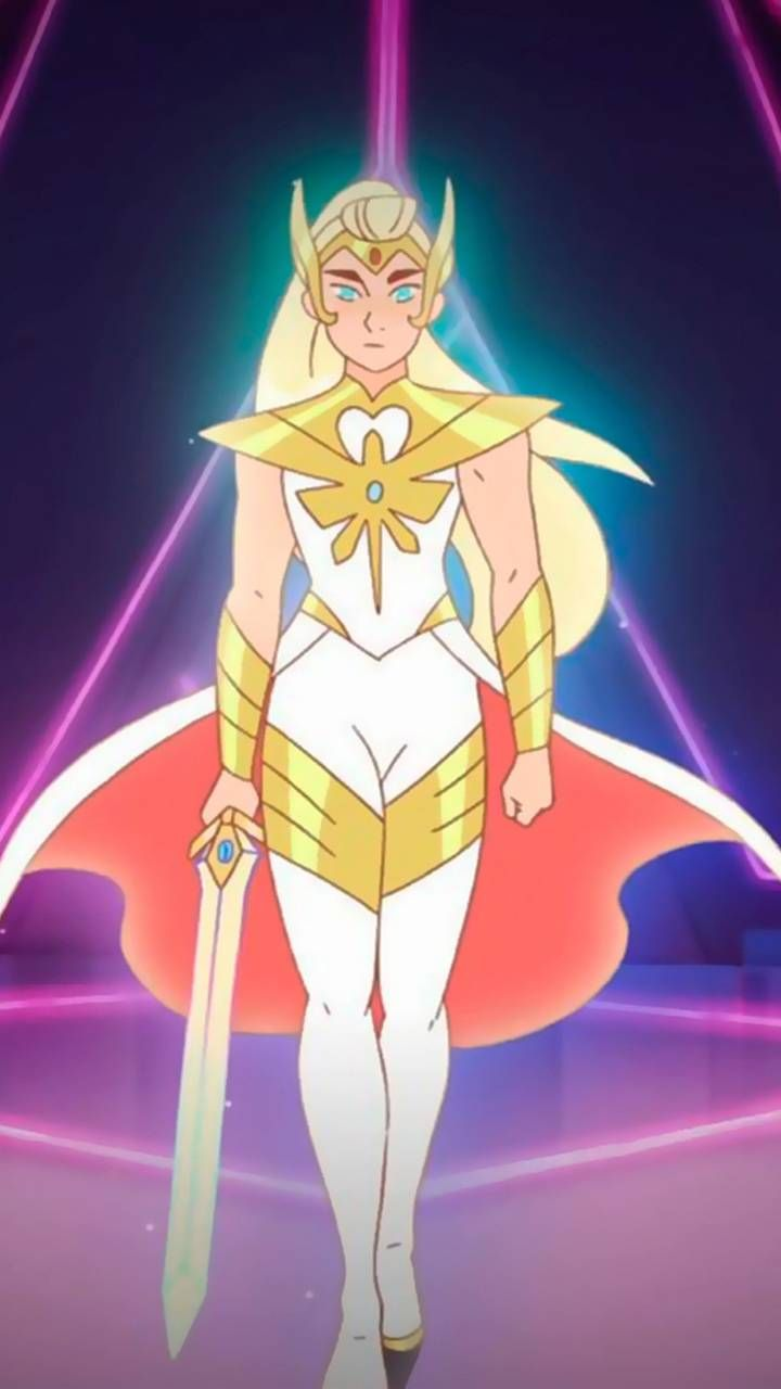 She-ra new look wallpaper by Hufflepuppy - 5cbe - Free on ZEDGE™