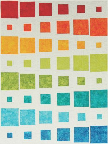 Crescendo from Oh Baby by Brenda Henning #modernquiltingdesigns