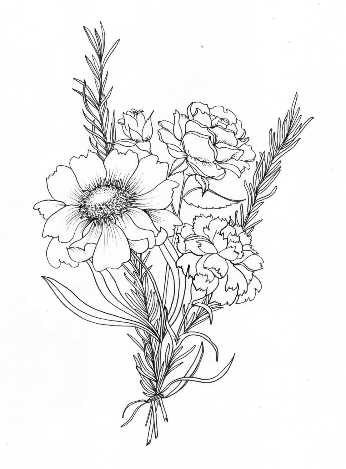 aac90a3f6 Custom Buttercup Illustration Tattoo for Greer // CUSTOM TATTOO ...
