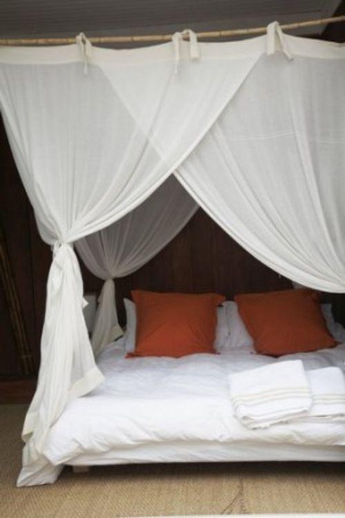 Camas con dosel para la decoraci n del dormitorio - Decoracion de camas ...