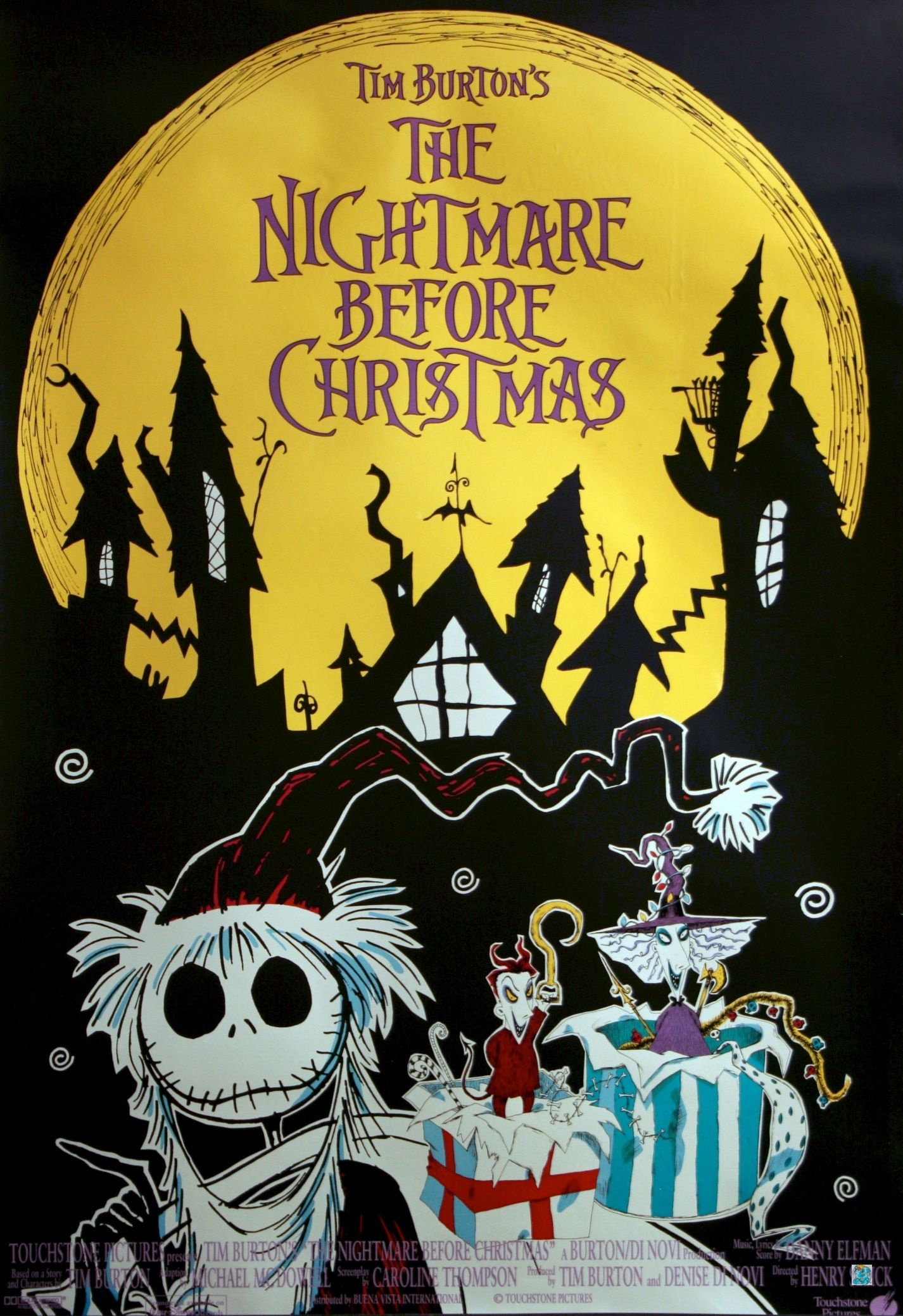 nightmare before christmas ) | Animation Movies | Pinterest ...