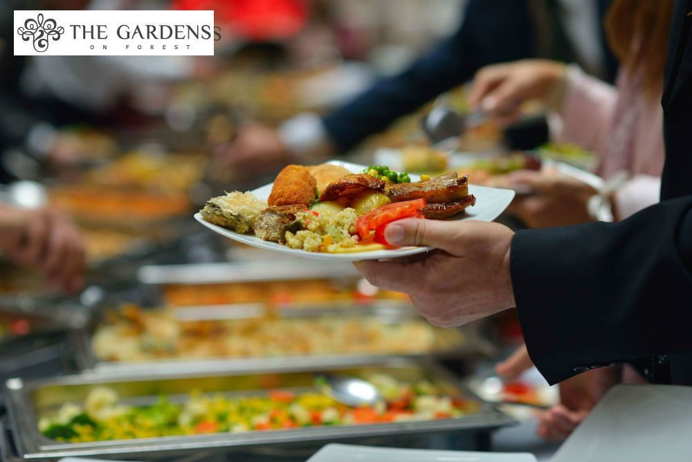 The Gardens On Forest Is The Best School Catering Company For