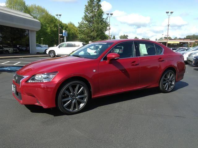 2013 Lexus GS 350, 10,115 miles, $48,988.