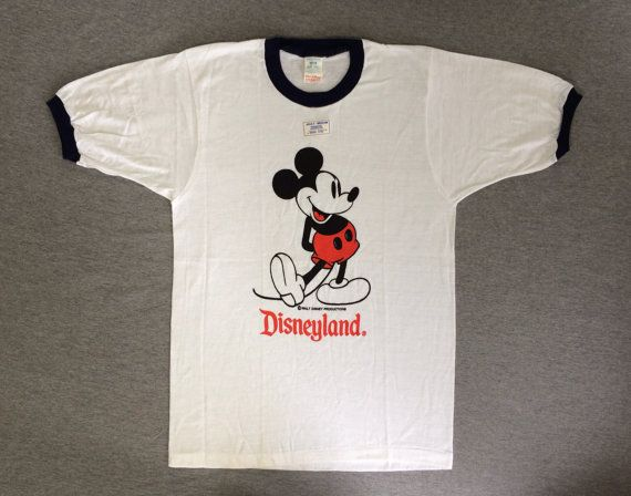 7f5434eda MICKEY MOUSE Shirt 70's Vintage/ NEW Unworn by sweetVTGtshirt | 70's ...