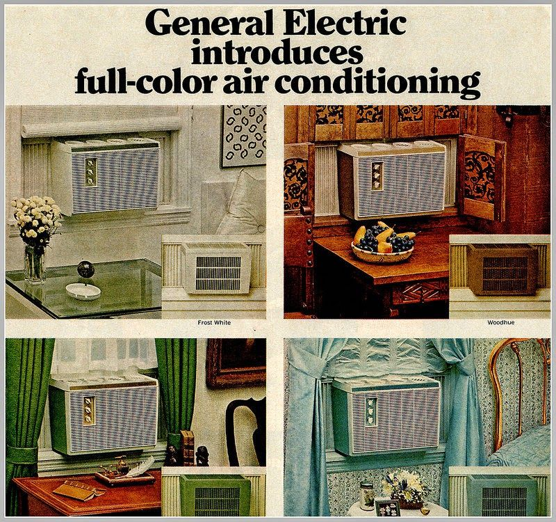 Today's ThrowBackThursday is brought to you by GE's Full
