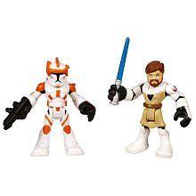 Playskool Star Wars Galactic Heroes Clone Wars Commander Jagg