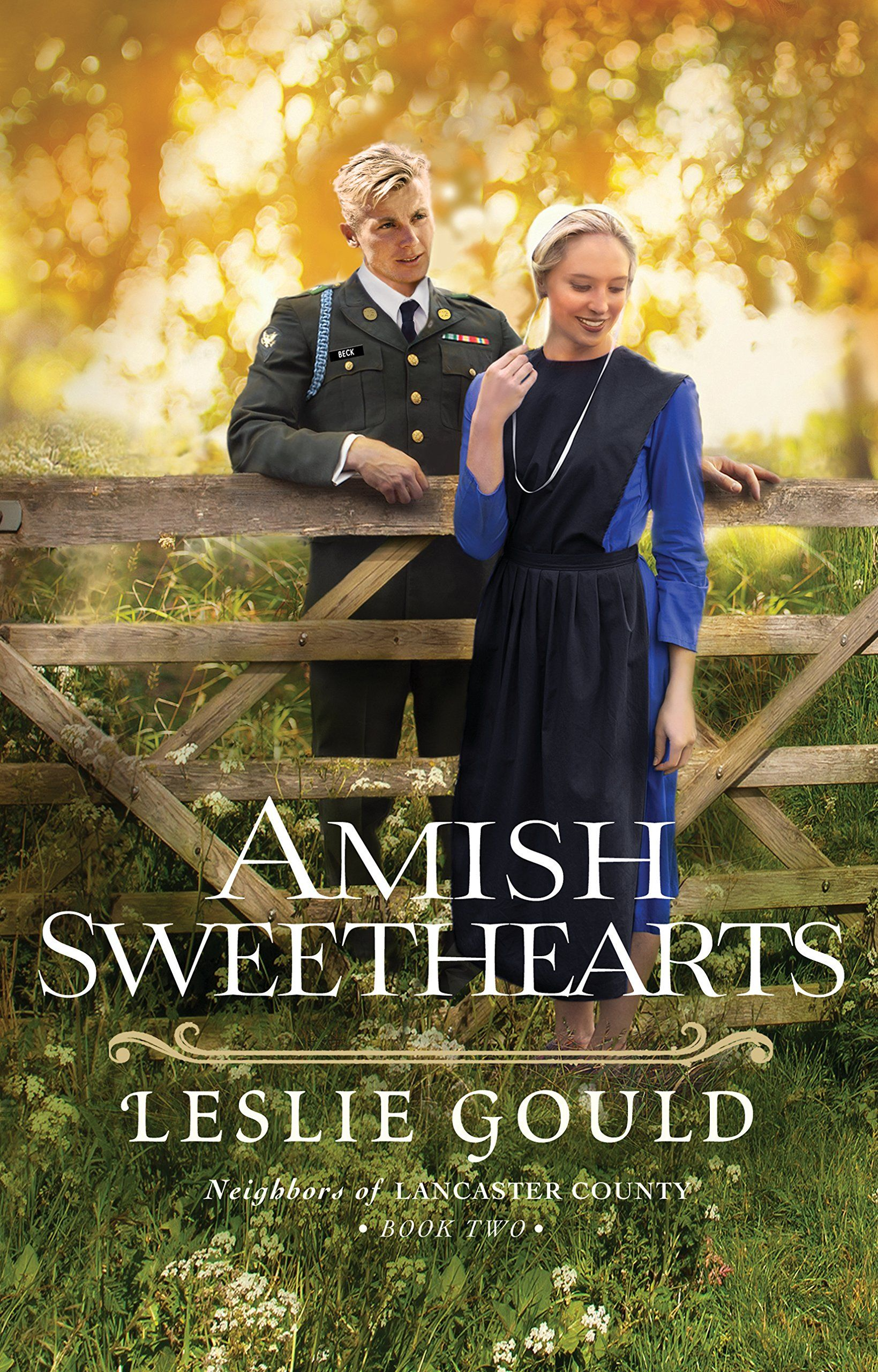 Amish Sweethearts (Neighbors Of Lancaster County book by Leslie Gould