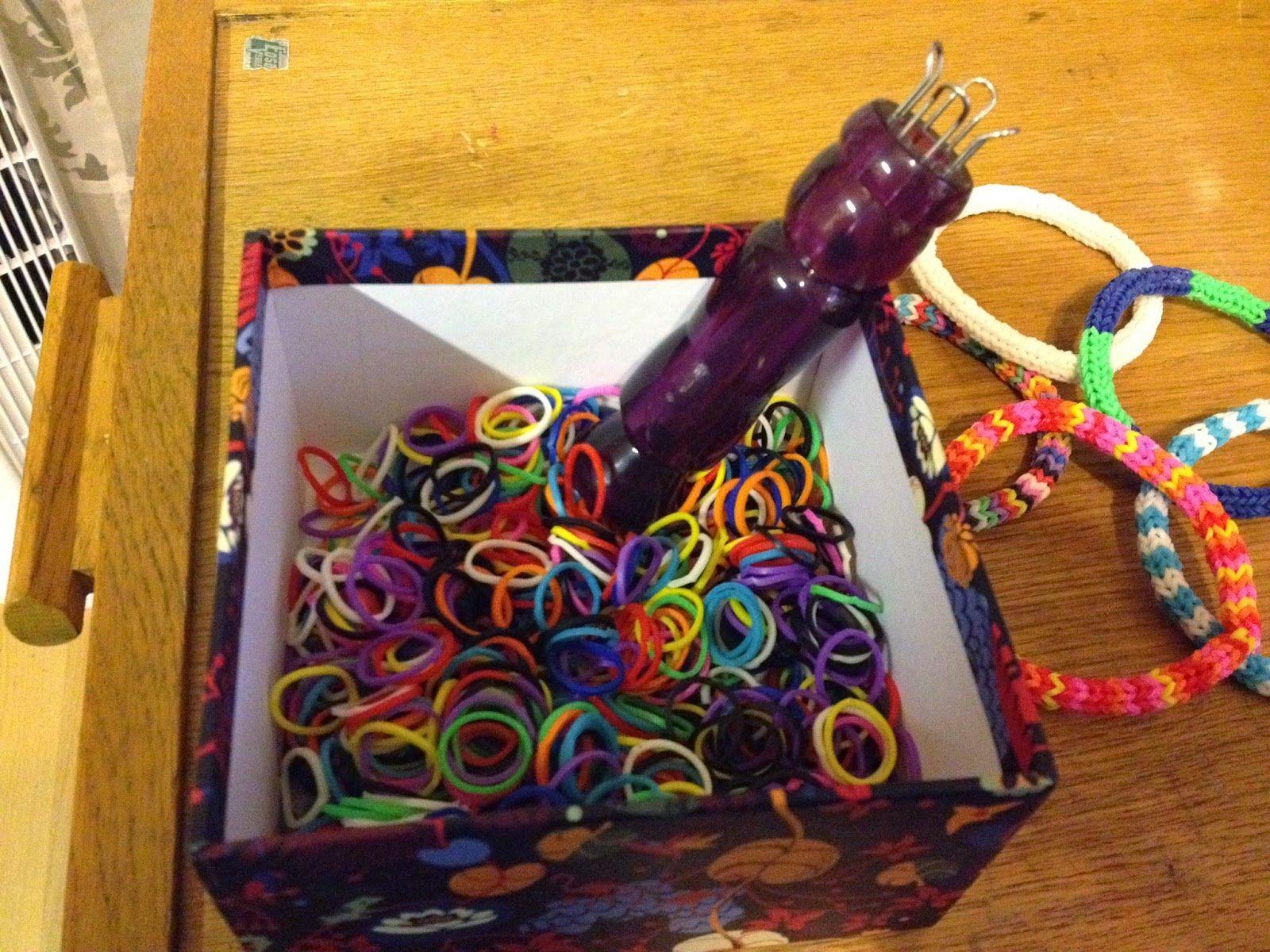 Christinas pyssel- och hantverksblogg: Armband