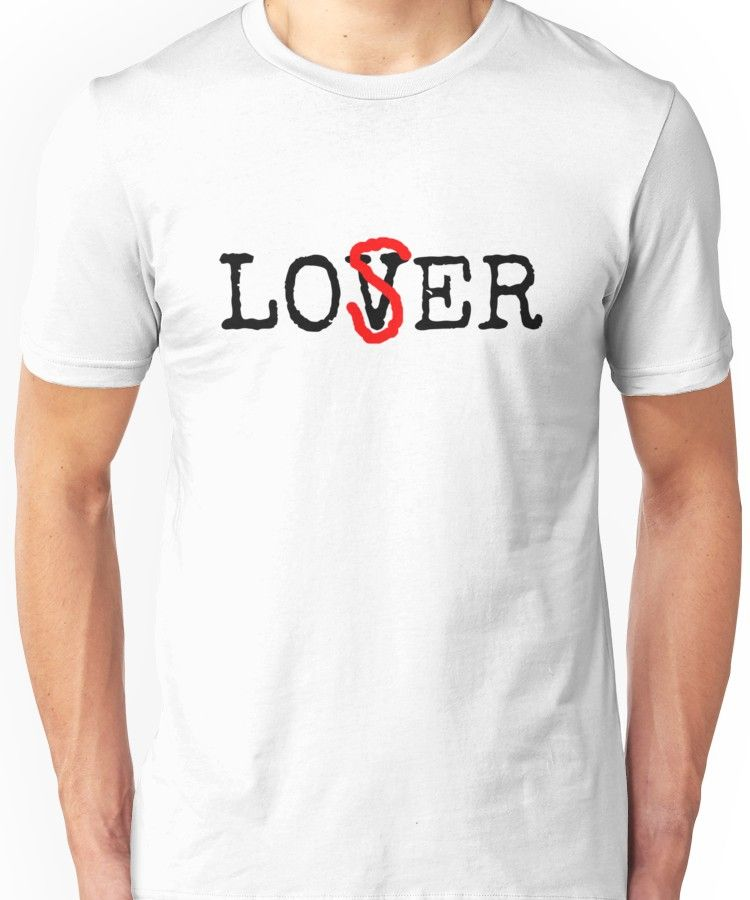 8fbfa426 Lovers and Losers - Funny Halloween Horror movie T-Shirt Unisex T-Shirt