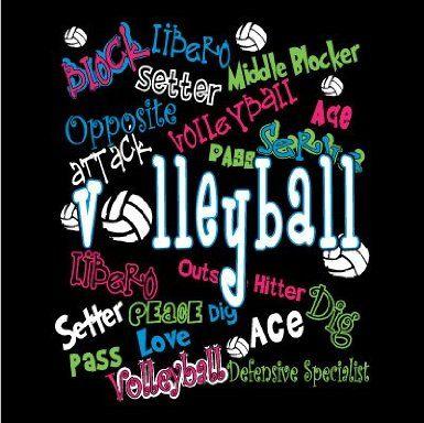f919a77e503fb Amazon.com: Volleyball - Graffiti - Short Sleeve T-shirt: Clothing ...