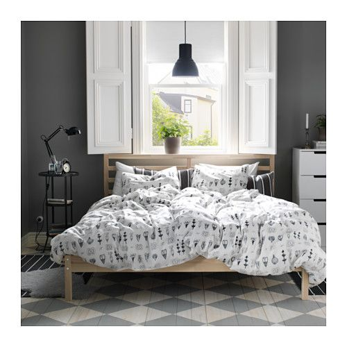 Ikea Us Furniture And Home Furnishings Bed Frame Ikea Bed Ikea Bedroom