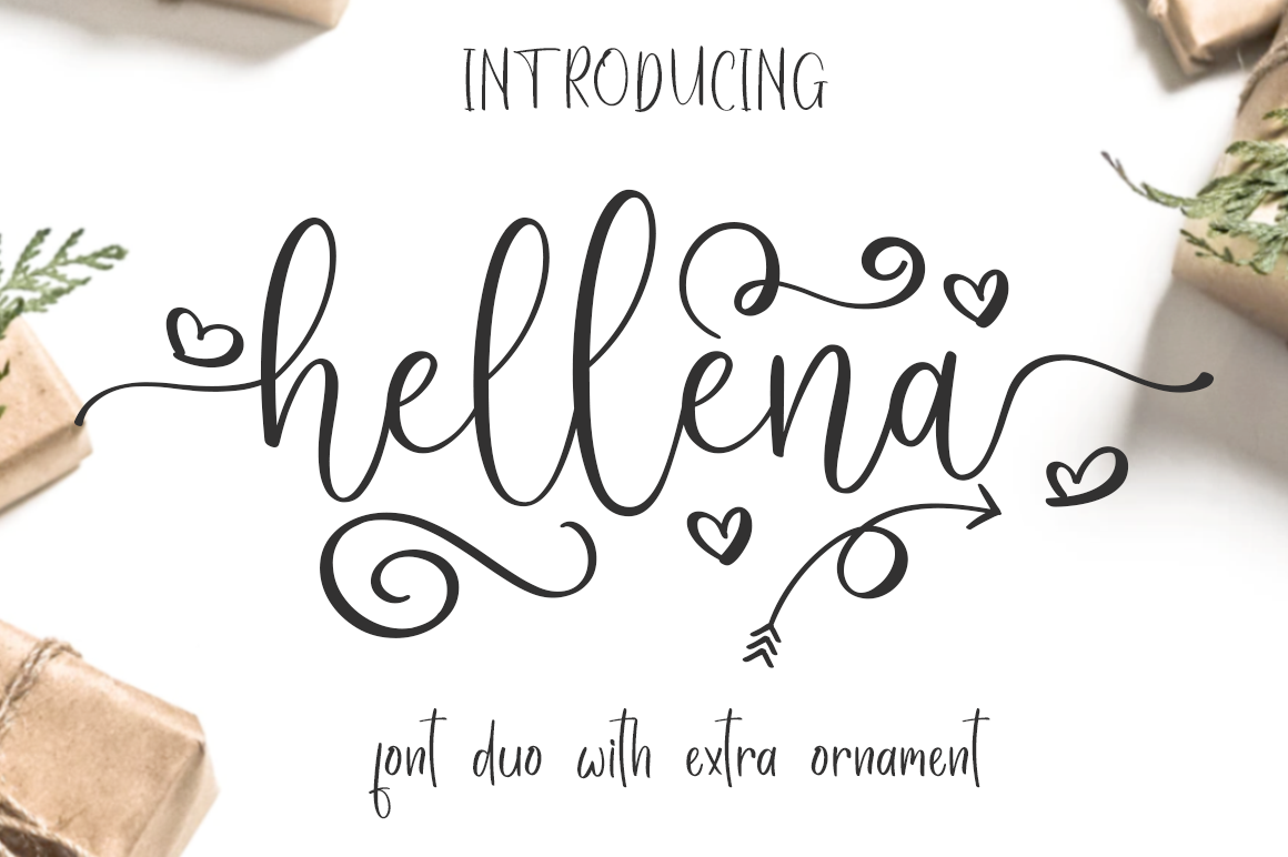 Hellena is a sweet and charming script with beautiful