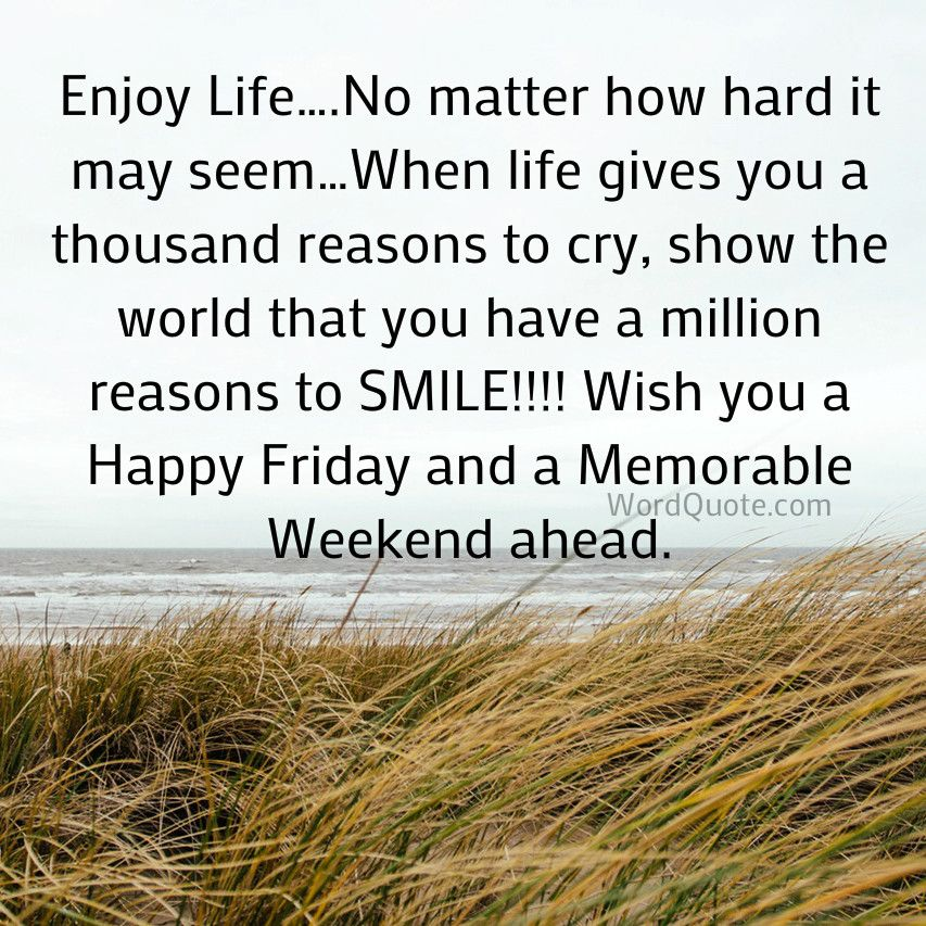 Happy Friday Inspirational Quotes: Happy Friday Quotes And Sayings