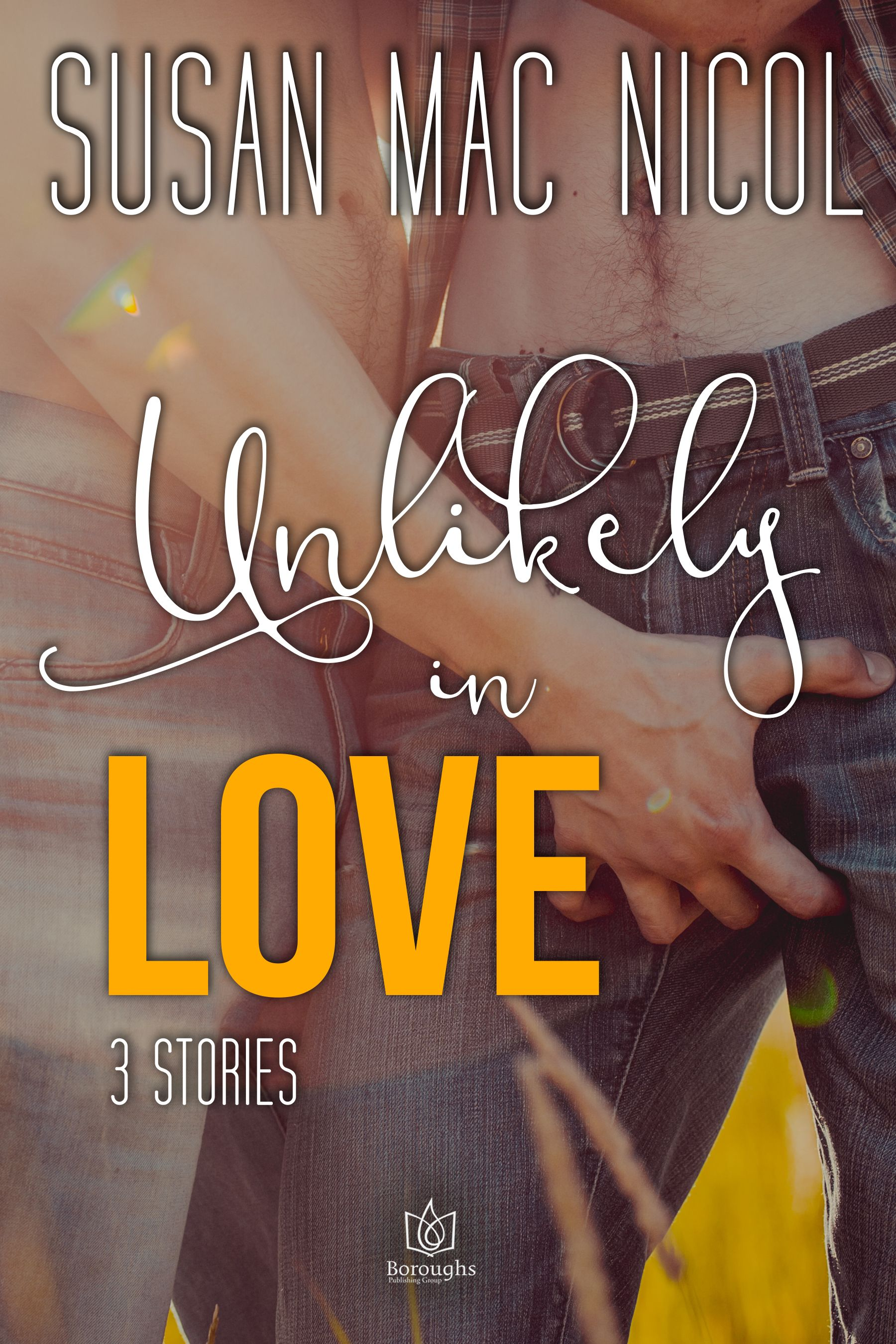 Three delightful short stories about how love begins in the most unexpected ways.
