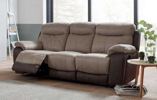 Our Full Range Fabric Leather Recliner Sofas Dfs Reclining