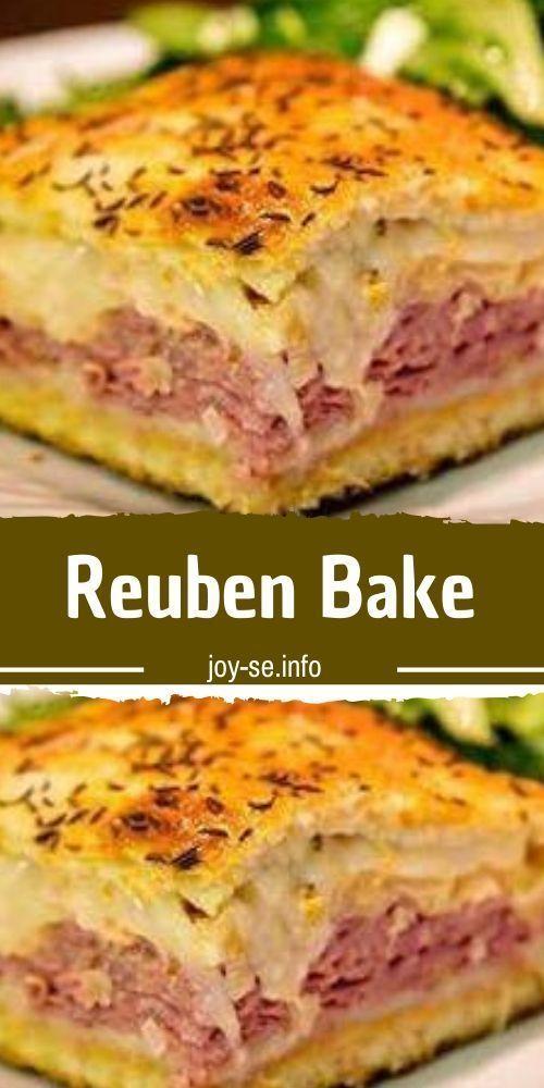 Reuben Bake #beefbake