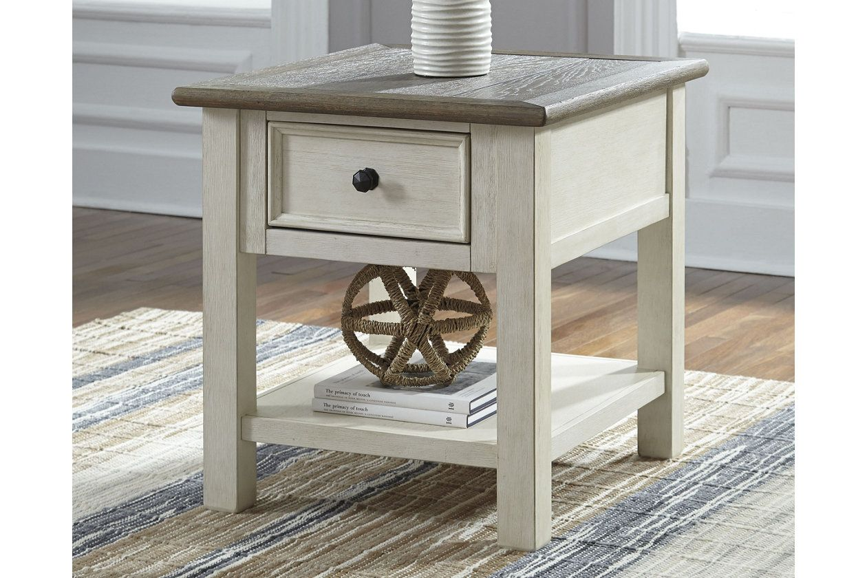 Bolanburg End Table Repurposed Furniture