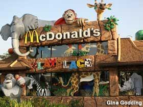 Dallas Tx Zoo Themed Mcdonald S Dallas Zoo Dallas Mcdonalds