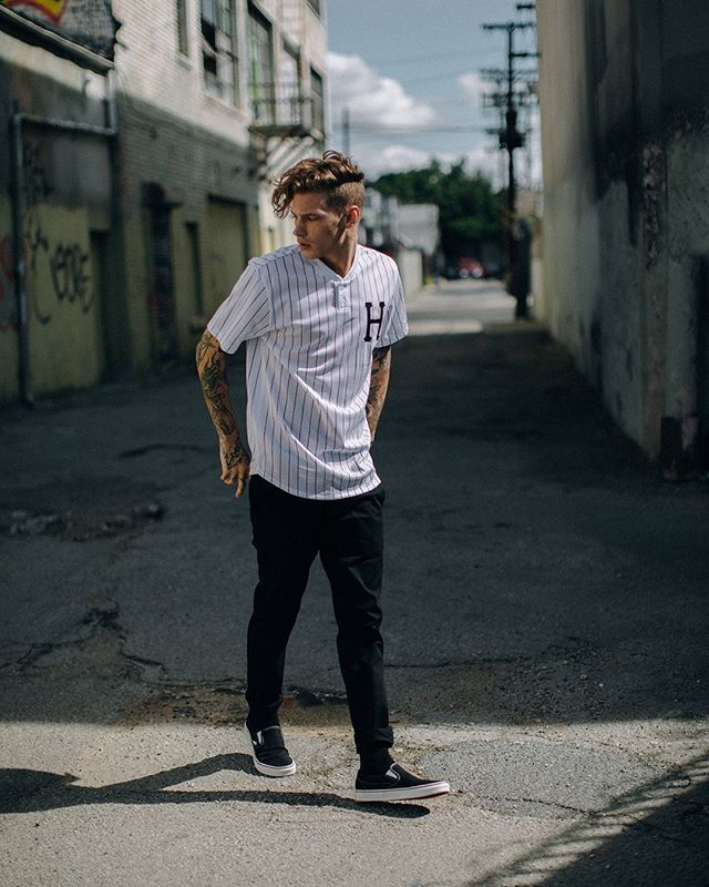 Step Up To The Plate In The Latest Huf Baseball Jerseys Tillys Hufworldwide Featuring Stevanditter