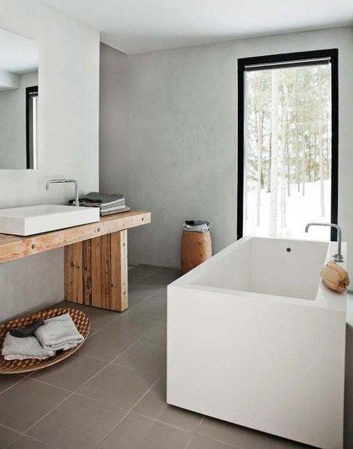 cuarto de baño moderno | Baño - Bathroom | Pinterest | Cuarto de ...