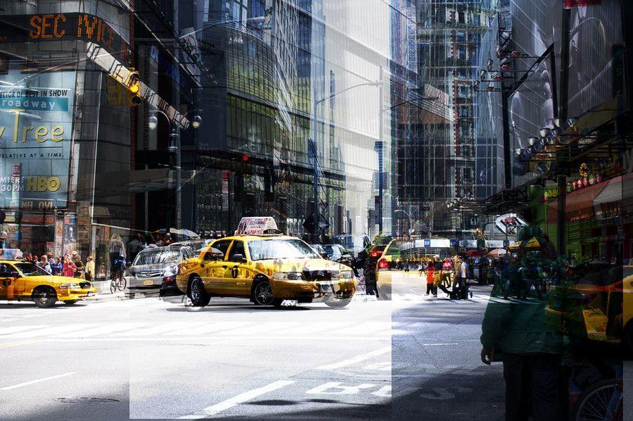 Midtown traffic