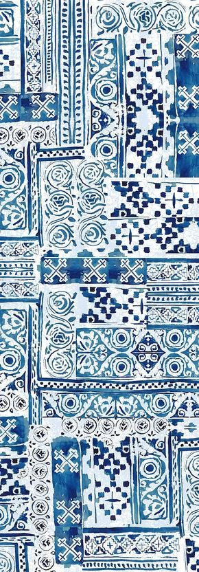Traditional Print Designs by Natalia Gemma