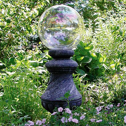 17 Best images about Victorian Gazing Orbs on Pinterest Gardens
