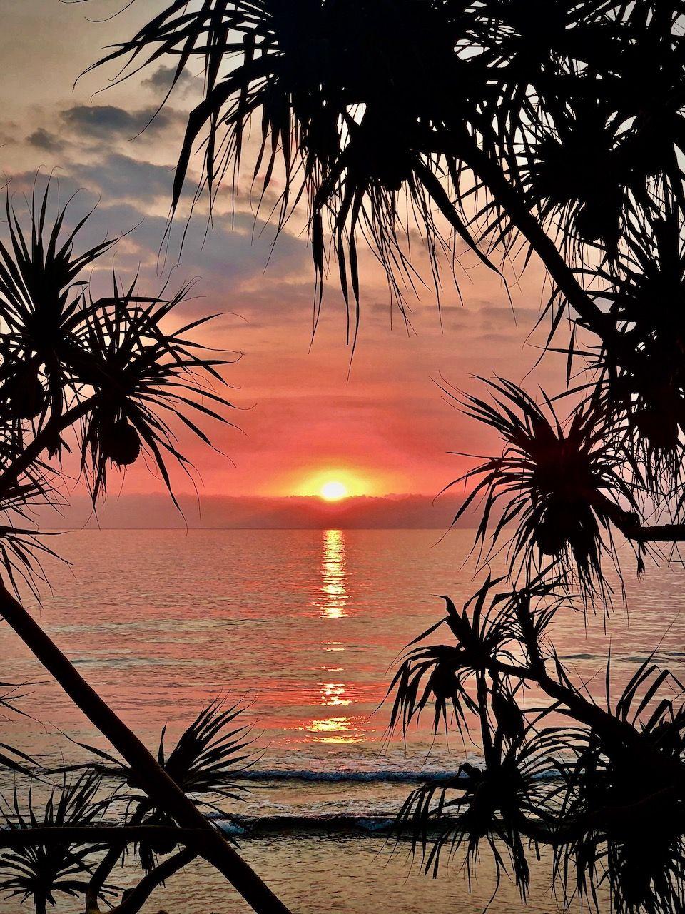 Coucher De Soleil A Lombok Bali Paysage Coucher De Soleil Photo Coucher De Soleil Fond D Ecran Vacances