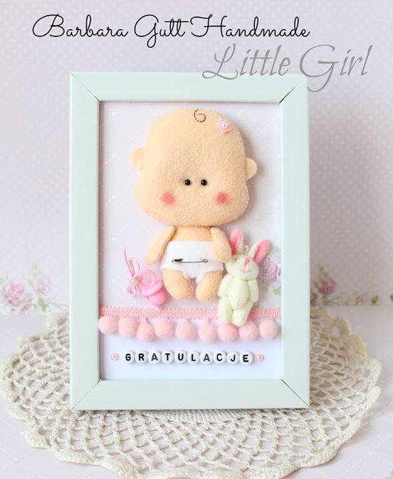 idea para bienvenida de baby shower