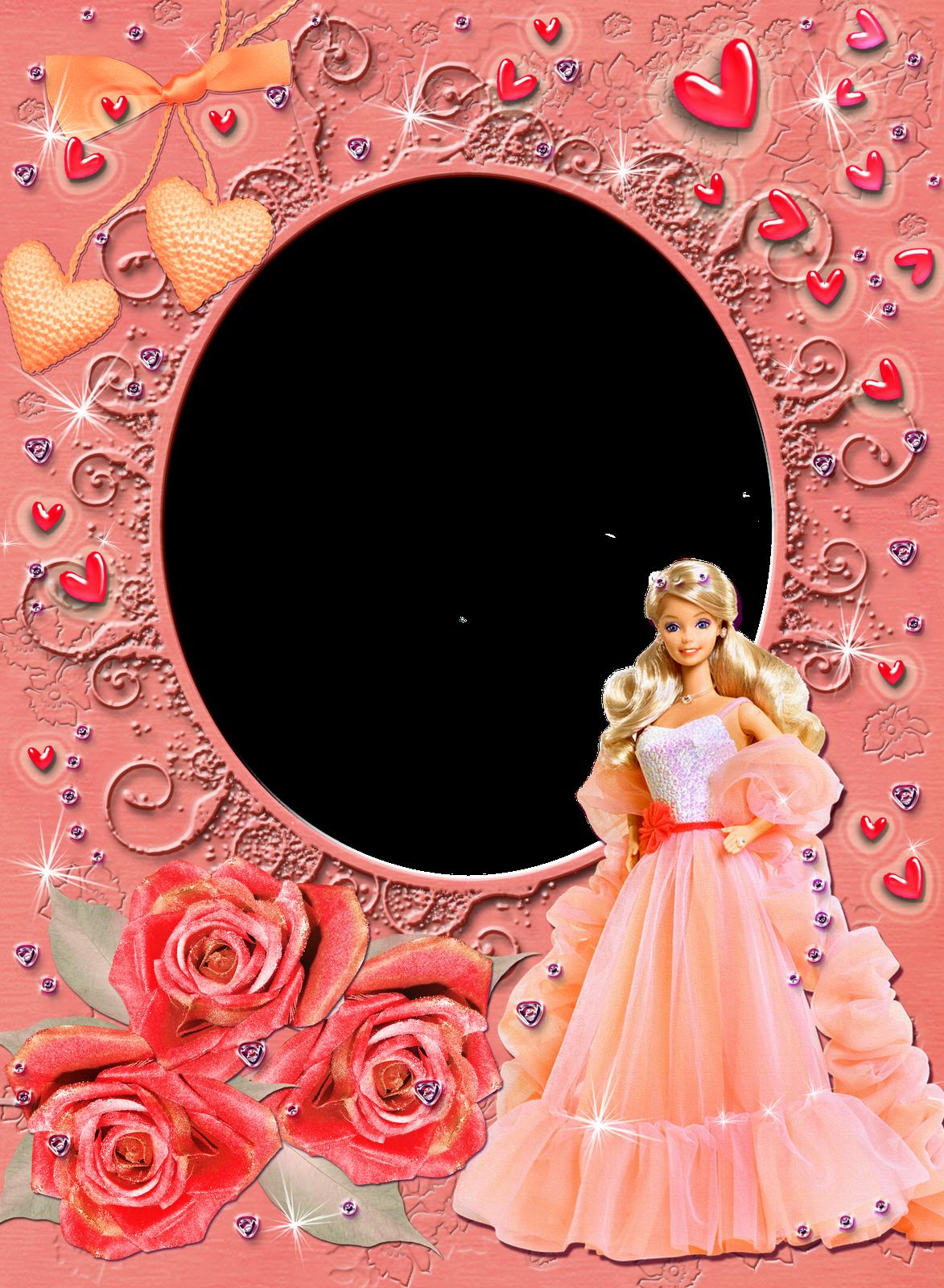 Фотошоп открытка для девочки
