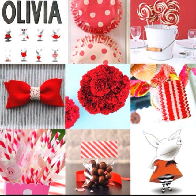 Olivia bday party