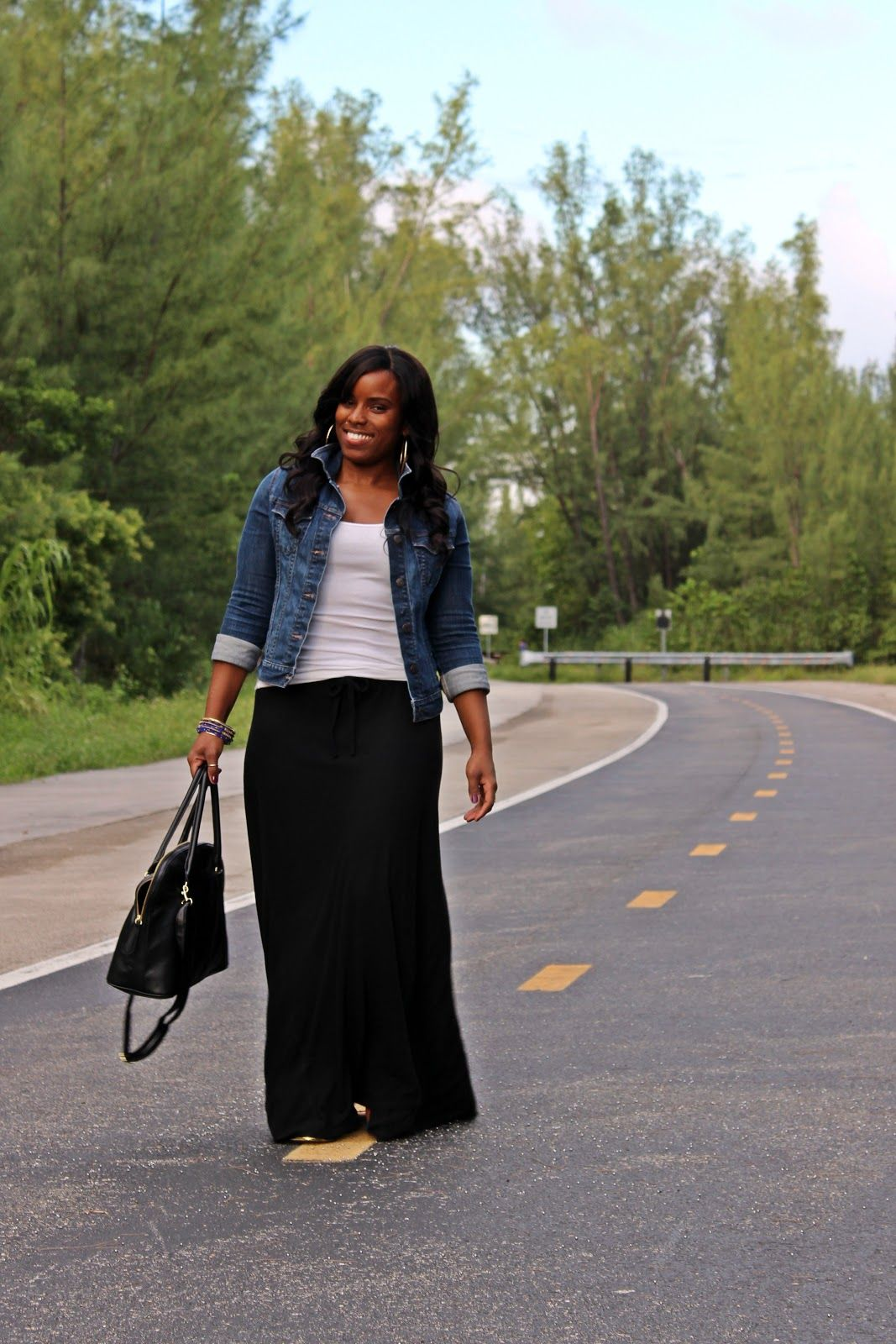 17 best images about Maxi on Pinterest | Summer, Maxi skirts and ...