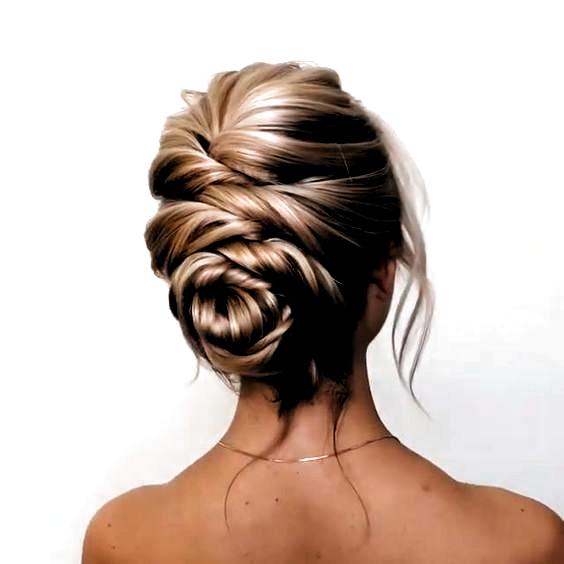 Hairstyles Videos Hairstyles Videos Frisuren Videos Video Coiffures Hairstyles Videos In 2020 Hair Videos Hair Styles Medium Length Hair Styles