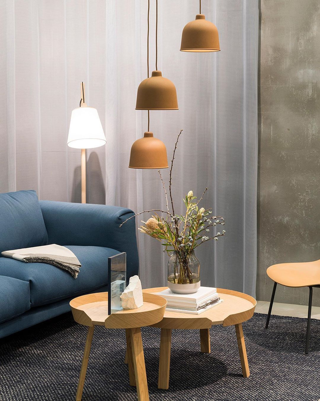 Ambit Pendant Lamp In Dusty Green 25 Cm Diameter Variant The Ambit Pendant Lamp Also Comes In A Smaller Green Pendant Light Pendant Lamp Pendant Light Design