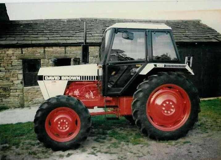 David Brown 1290 Tractors Tractors Repair Manuals