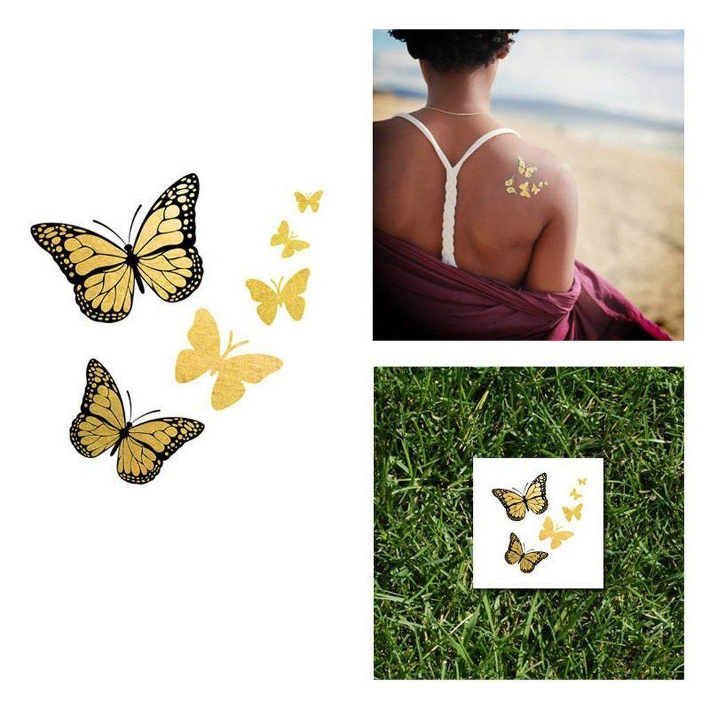 Monarch butterflies lower back tattoos pinterest tattoo
