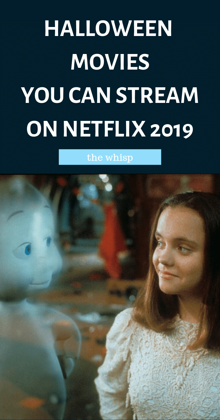 30 Halloween Movies On Netflix To Stream ASAP (With images