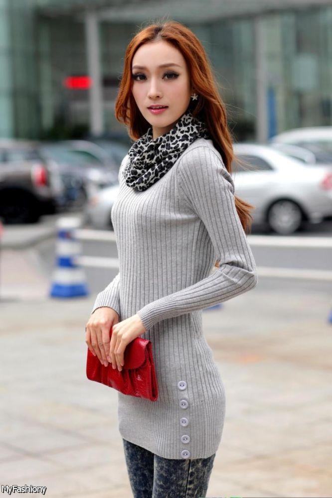 Korean Street Fashion Style 2015 2016 Myfashiony The
