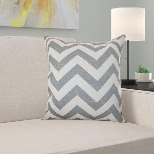 Photo of Brayden Studio Hakes Pillow Case 100% Cotton Wayfair.de