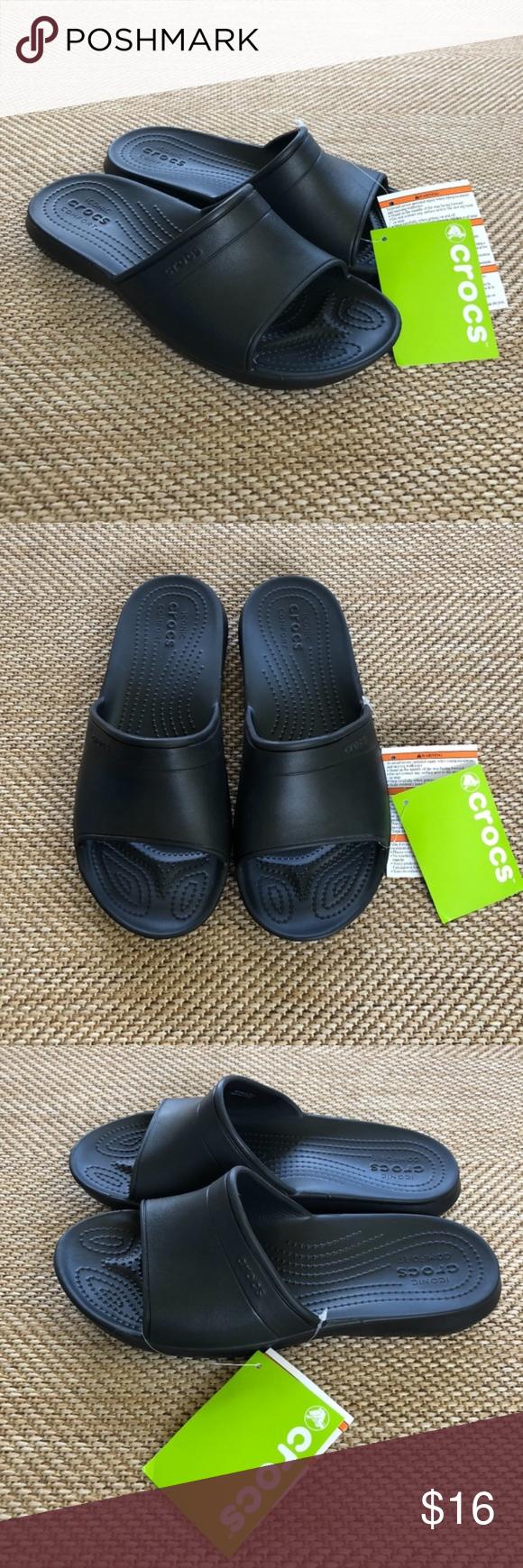 bf793f7a482d Crocs Classic Slides Sandals Crocs Classic Slides Sandals Size 9 CROCS  Shoes Sandals