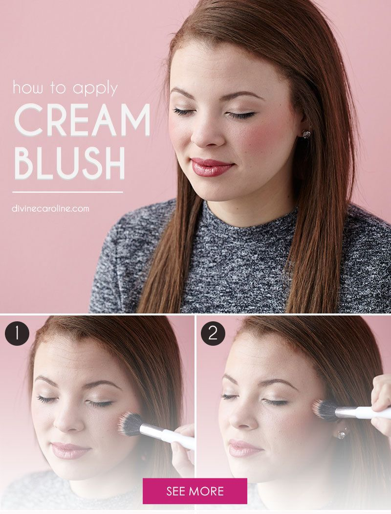 Cream Makeup 101: Applying Like APro recommend