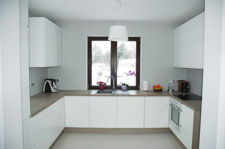 Kuchnia Biała Matowa Szukaj W Google Kuchnia Kitchen