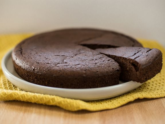 Photo of Chocolate tart with dates