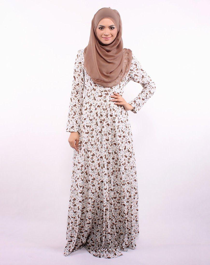 Cotton maxi dress malaysia