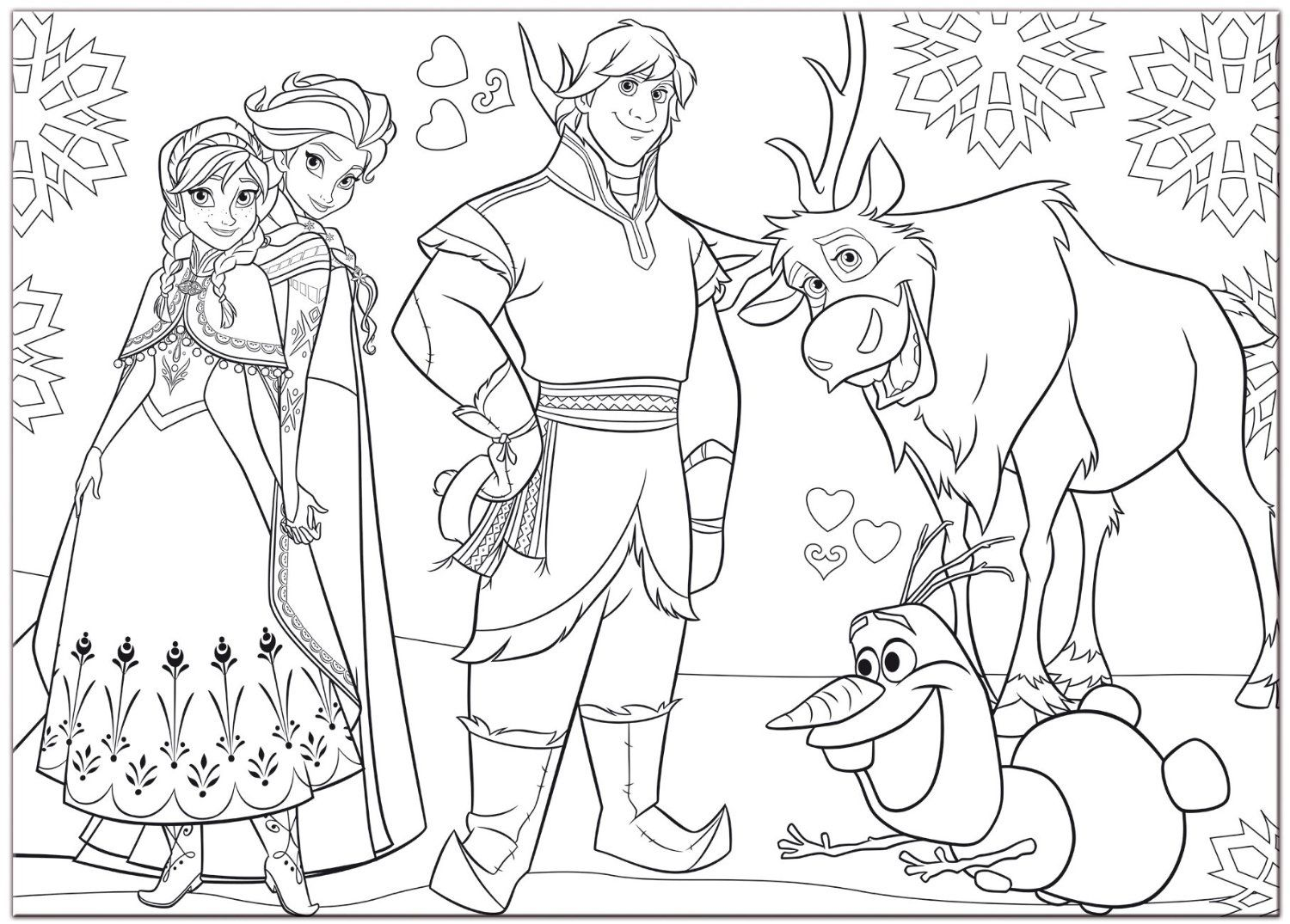 Pin by Inez barron on Coloring 5 | Disney coloring pages ...