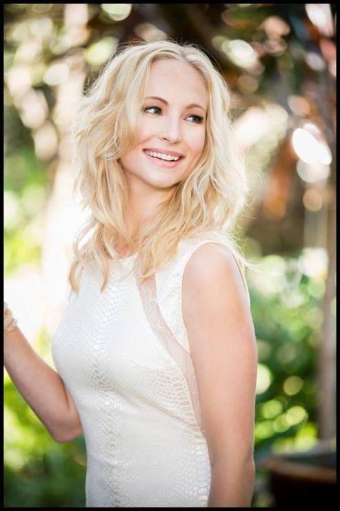 Candice Accola for Wen Hair Care 2013