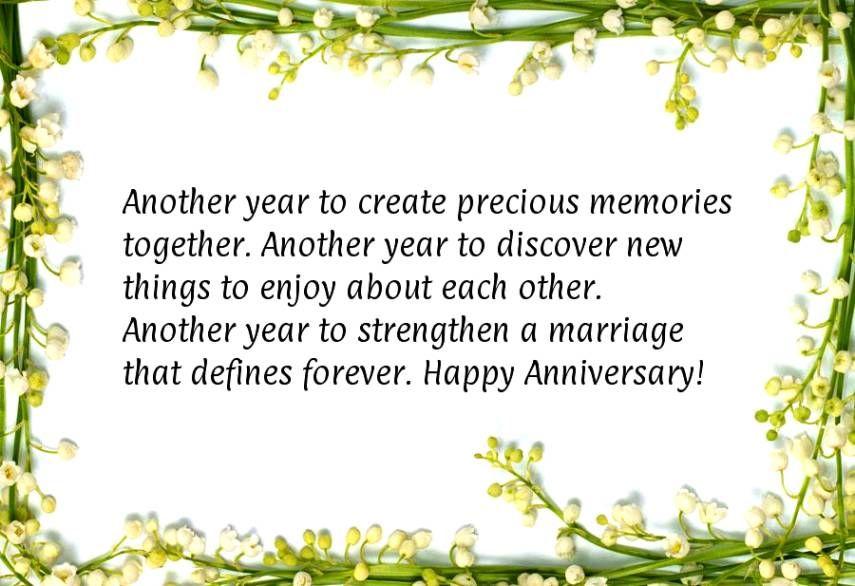 Hy Year Wedding Anniversary To My Husband Ideas