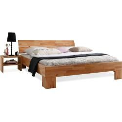 Photo of wooden beds